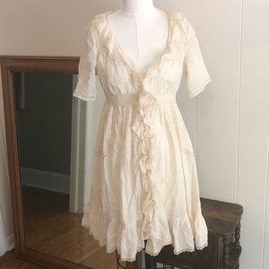 Light cotton dress